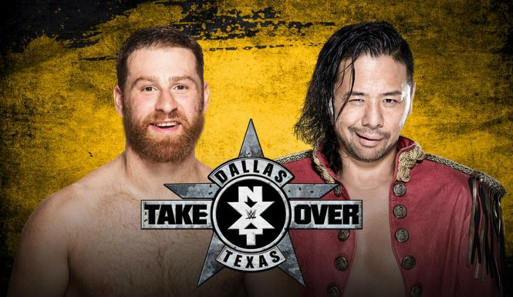 'WWE NXT' Results and Updated 'NXT TakeOver: Dallas' Card