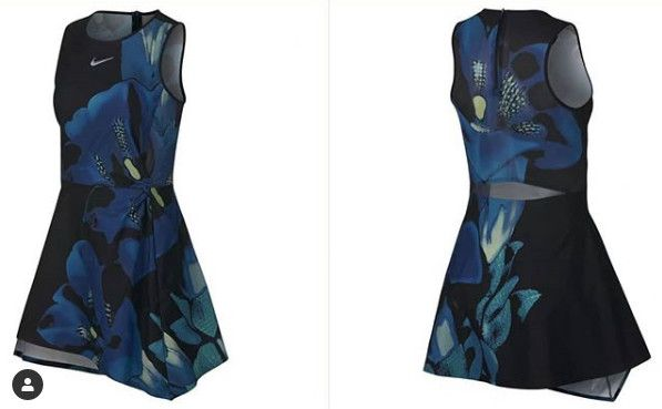 I think Maria Sharapova's Garros this Roland dress is for 3qj4A5ScLR
