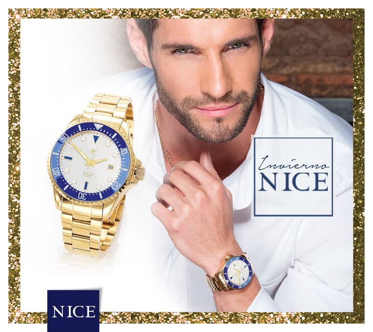 Regalos Sorprendentes para él, para ti… ¡para todos! #Invierno #NICE Descubre aqui: http://goo.gl/QspWnR #regalos #Navidad #regalosNICE #reloj #accesorios