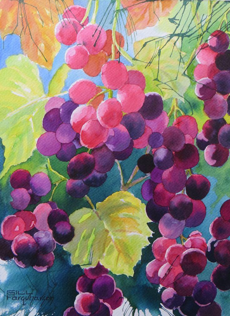 Sunlit Vines
