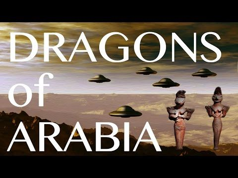 DRAGONS OF ARABIA: Ancient Ruins? - Zahhak - 2 Esdras 15, Joel 2, Rev. 9 Connection - YouTube