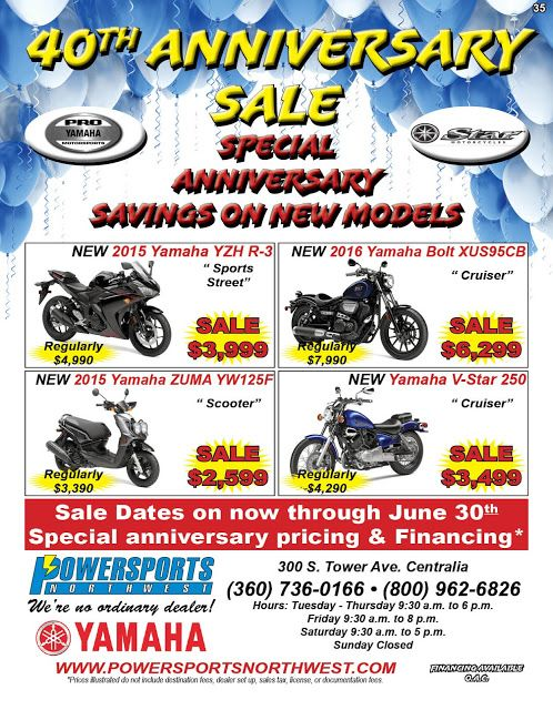Lew's Guy Stuff© : New Motorcycles @ Used Motorcycle Prices Sale!!