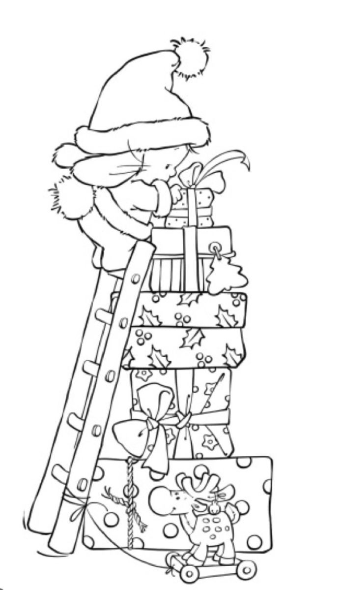 336 best a christmas colouring pages images on pinterest draw