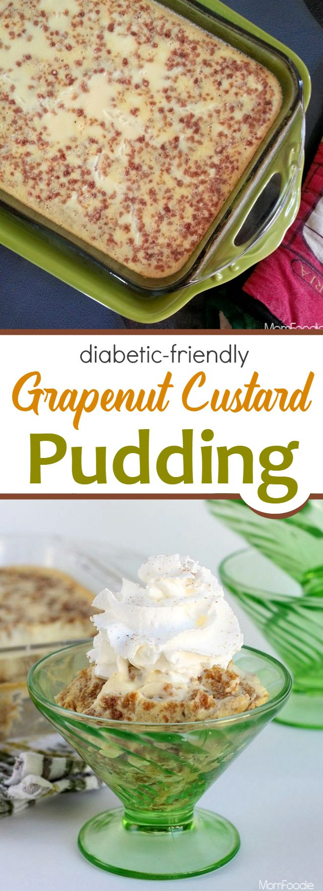 GRAPENUT PUDDING RECIPE