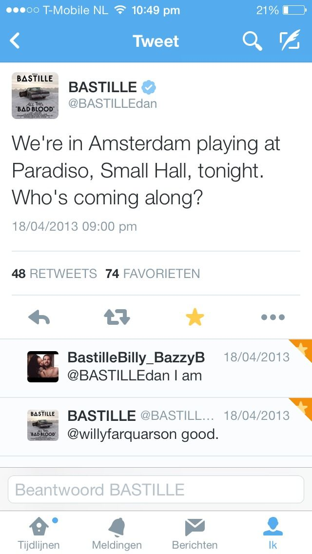 the bastille hours