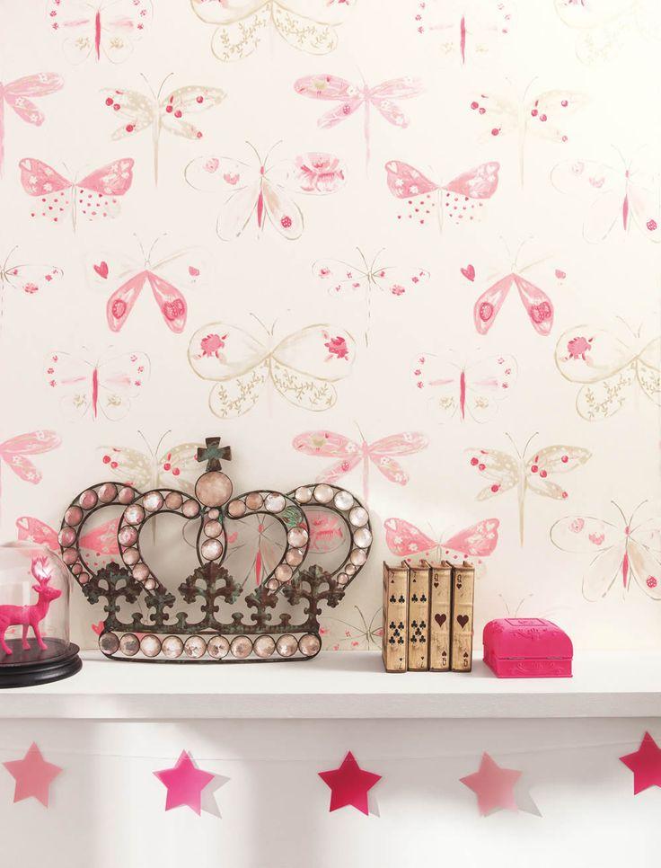 Tapeten Ins Kinderzimmer : ?ber 1.000 Ideen zu ?Wallpaper Fr?hling auf Pinterest Botanische