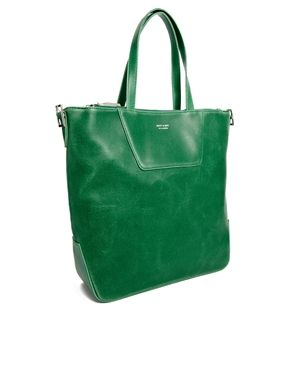 Ingrandisci Matt & Nat - Alter - Borsa shopper color felce