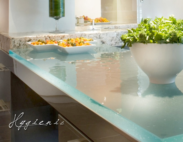 Exceptional ThinkGlass | Glass Countertops | ThinkGlass | Reinventing Glass        Awesome