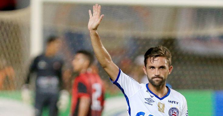 Palmeiras libera Allione para viajar e assinar com o Bahia