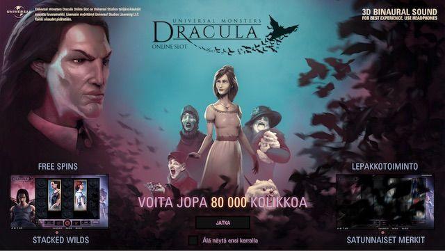 Dracula -peliautomaatti http://www.netticasino-bonus.com/dracula-videopelit