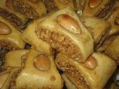 Marokkaanse Baklava koekjes