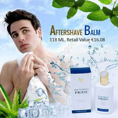 It is an after shave balm that has been prepared without alcohol. It is suitable for the sensitive skin and can moisturize your skin every time you use it.