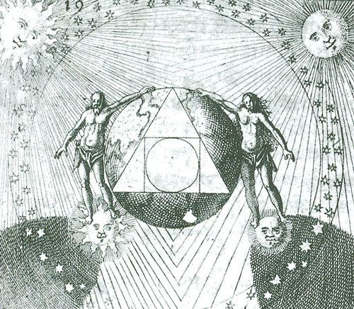 alchemical Squaring of the Circle