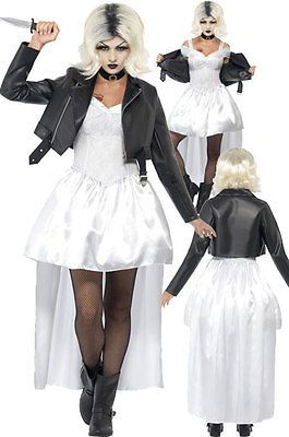#Bride of #chucky #costume,  View more on the LINK: http://www.zeppy.io/product/gb/2/221921092753/