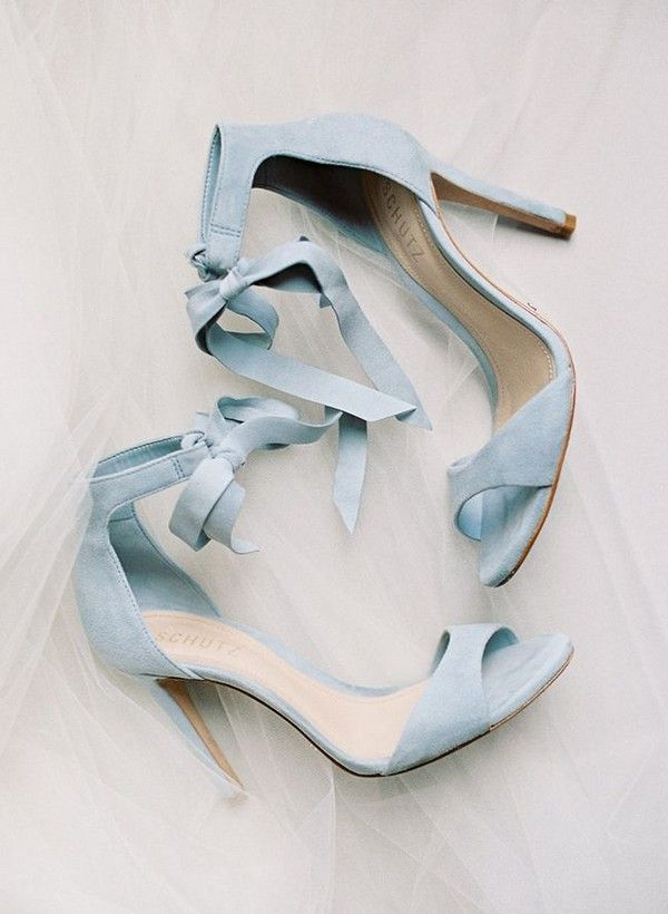 50 Dusty Blue Wedding Color Ideas For 2020 Blue Heels Wedding Wedding Shoes Flats Blue Wedding Shoes