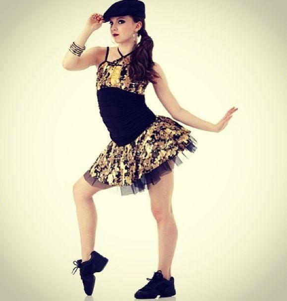 Payton Ackerman personal dance photo