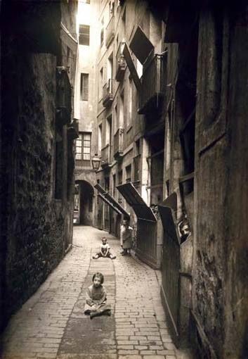 Calle de Mallà (Adolf Mas, 1908) | Barcelona