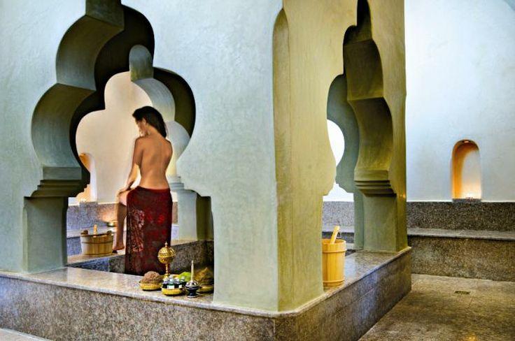 """""""1001 ночь"""" - талассотерапия в Марокко"""