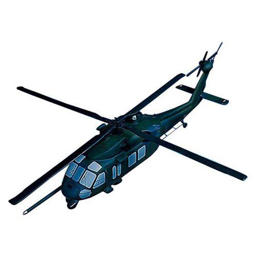 Daron Worldwide Sikorsky Aircraft HH/MH-60G Pavehawk Model Airplane - HHMH60T
