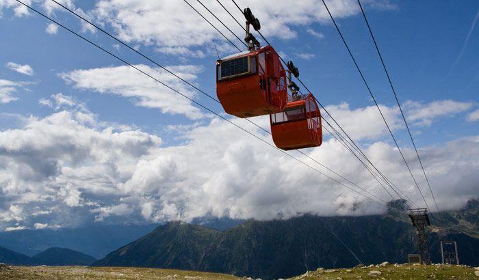 Ropeway - Nainital - Uttarakhand - India