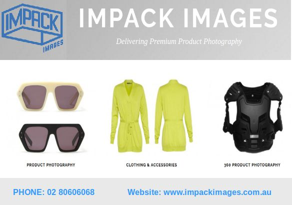 Impack Images possesses a commercial photography studio in Sydney. The studio is equipped with everything that's essential for product photography. From photography lights to reflectors and the backdrops, everything is available with Impack Images. We aim at projecting your product in a good light so that it attracts the desired attention. Address: 21 Falcon St, Sydney, NSW, 2065 Australia Phone: 0449 252 146