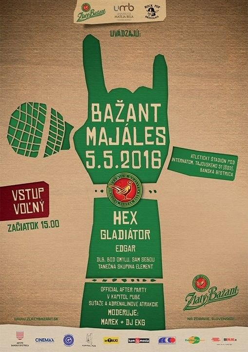 After party po Majalese 5.5.2016