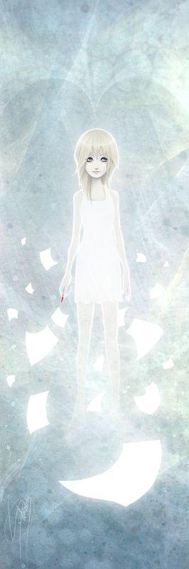 Bookmark - Namine by silvestris on deviantART