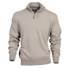Kartel - MCZIP Long Sleeve Sweater - men's and ladies golf, casual and leisurewear clothing.