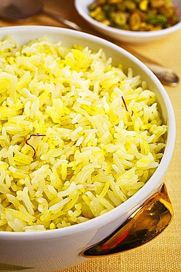 Thai Inspired Saffron-Coconut Rice Recipe. If you like coconut rice, try this delicious Thai coconut saffron rice recipe. Instead of choosing between saffron rice and coconut rice, I've combined the two into one recipe.