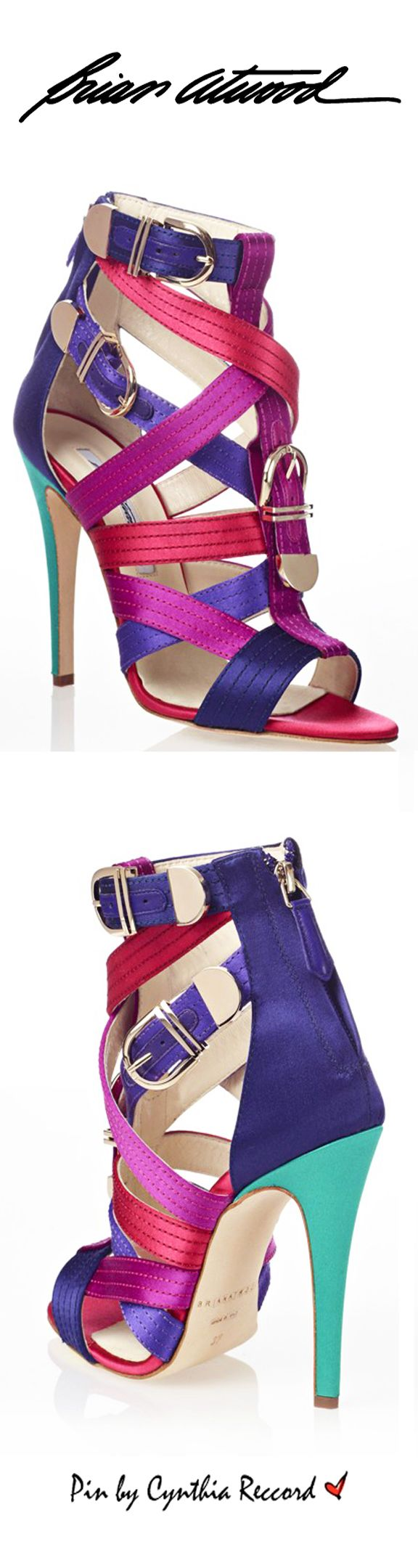 Brian Atwood | SS 2016 Collection | cynthia reccord