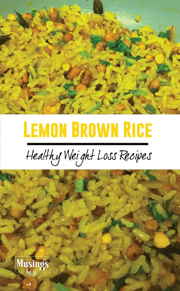 Here Are Bring To You A Healthy And Delicious Brown Rice Recipe Also Lear  How