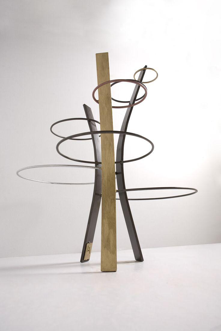 TRANSMUTATION #3 - Akelo Andrea Cagnetti - Sculpture Metal