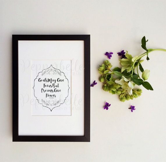 Inspirational John Maxwell Watercolour Quote by PepperbelleTinkers