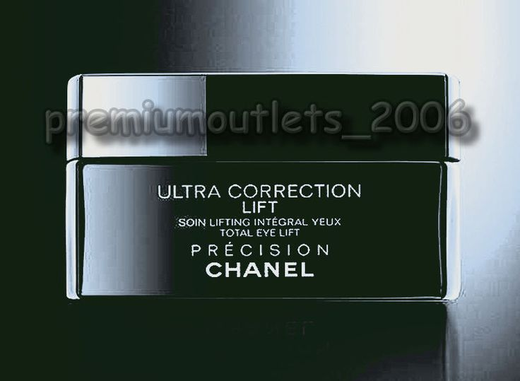 CHANEL Ultra Correction LIFT Total Eye Lift 15g/0.5oz #Chanel