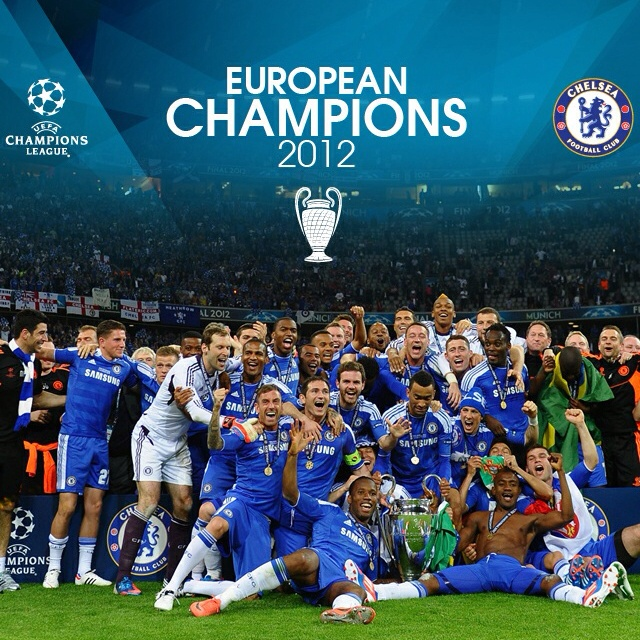 Champions League Final 2012: 1000+ Images About Chelsea Fc On Pinterest