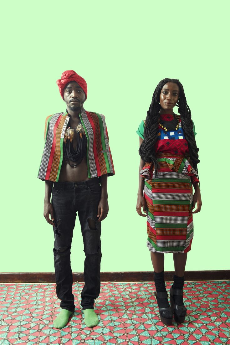 As Fashion Cities Africa opens this week, we speak to Nairobi's 2manysiblings about their contribution to Brighton's  landmark exhibition