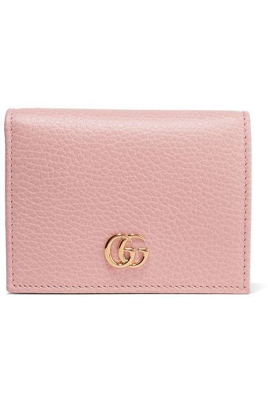 Pastel-pink textured-leather Snap-fastening front flap Designer color: Perfect Pink Made in Italy