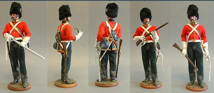 Royal North British Dragoon, Crimean War, 1854