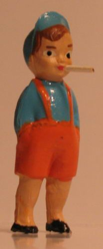 Pipo, el muñeco que fuma - Juegos y juguetes de los años 70/80