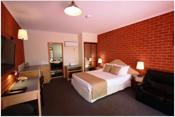 Comfort Inn Lady Augusta - Bed and Breakfast Accommodation in Swan Hill.