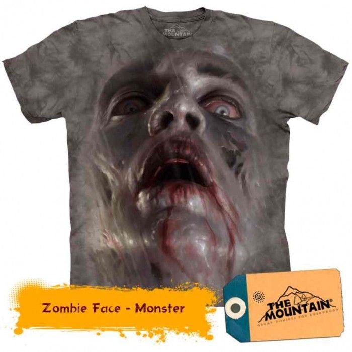 Zombie Face - Monster la doar 135,20RON