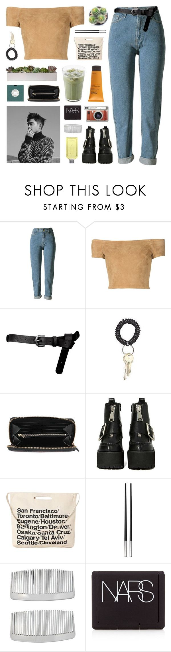 """""""baby don't say you want no liar / COLLAB WITH CLAUDS"""" by hhuricane ❤ liked on Polyvore featuring Alice + Olivia, ASOS, Ahava, Givenchy, Jeffrey Campbell, Chicnova Fashion, Christofle, John Lewis, NARS Cosmetics and Lomography"""