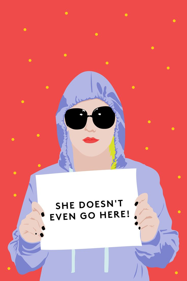 """10 Incredibly Lazy Halloween Costumes You Can Make Last-Minute #refinery29  http://www.refinery29.com/10-easy-halloween-costumes#slide-3  Damian from Mean GirlsYou'll need a pulled-up hoodie, sunglasses, and plenty of sass. Make sure you memorize some classic lines, which will come in handy as you're passing out candy. Remember, """"None for Gretchen Wieners, bye!""""..."""