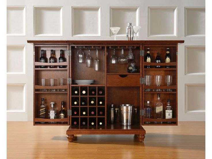 21 best Bar cabinet ideas images on Pinterest | Bar ideas, Cabinet ...