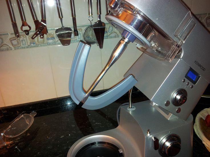 Mis recetas para elaborar, paso a paso, con el robot Cooking Chef de Kenwood