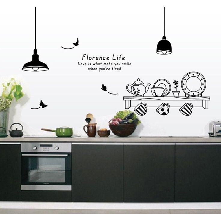 Un tocco nuovo in cucina? Come ravvivare la parete attrezzata del piano cottura? Ecco qua tante idee.