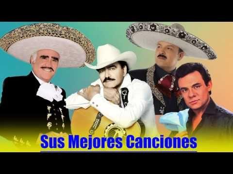 Grandes éxitos De Joan sebastian, Vicente fernández, Pepe aguilar, José josé Sus Mejores Canciones - YouTube