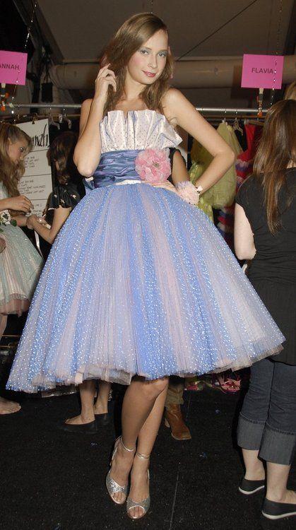 Like Wearing a Petticoat Dress