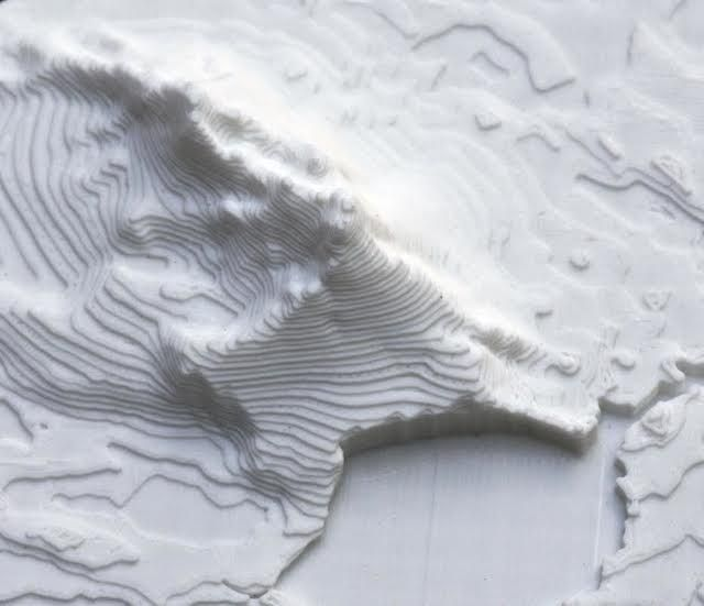 3D-Printed Earthquake Data Visualizes The Impact Of Natural Disasters - Creators