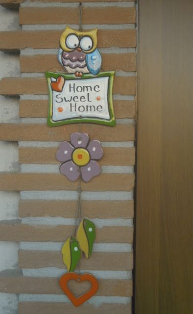 ceramica come mestiere: Home Sweet Home